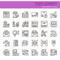 Postal Elements
