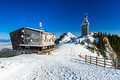 Postavaru Mountain, Romania Royalty Free Stock Photo