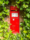 Postbox Royalty Free Stock Photo