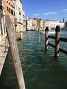 Postcard of Venice - Landscape - View Royalty Free Stock Photo