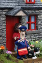Postman pat village scenes images within the Stock Image