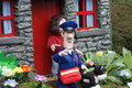 Postman pat village scenes images within the Royalty Free Stock Photos