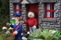 Postman pat village scenes images within the Royalty Free Stock Photo