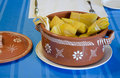 Pot of Tamales Royalty Free Stock Images