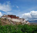 Potala Stock Photo
