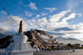 Potala Palace Royalty Free Stock Photo