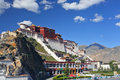 Potala palace 3 Royalty Free Stock Photo