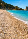 Potami beach, Samos Royalty Free Stock Photo