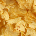 Potato chips crisps Royalty Free Stock Images