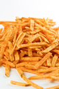 Potato chips sticks Stock Images