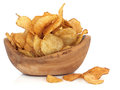 Potato Crisps Stock Images