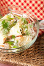 Potato Salad Royalty Free Stock Photo