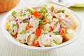 Potato Salad Royalty Free Stock Photography