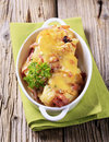 Potatoes Au Gratin Stock Images