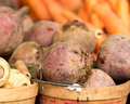 Potatoes at the Farmer's Market Royalty Free Stock Photo