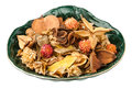 Potpourri in a bowl Royalty Free Stock Images