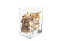 Potpourri In Clear Glass Conta...