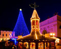 Potsdam christmas market Royalty Free Stock Photos