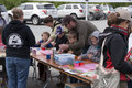 Potter marsh wildlife refuge anchorage alaska family fun day at june department of fish and game Stock Image