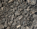 Potting soil macro or close up of Royalty Free Stock Images