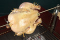 Poulet sur le barbecue Photo libre de droits