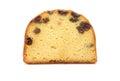 Pound cake Royalty Free Stock Photo