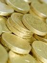 Photo : Pound coins
