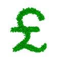 Pound Symbol Royalty Free Stock Photo