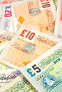 Pounds money Royalty Free Stock Photo