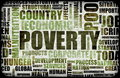 Poverty Royalty Free Stock Photo