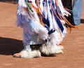 Pow Wow Dancers Royalty Free Stock Photo