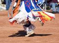 Pow Wow Dancers Stock Images