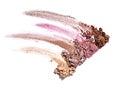Powder brush make up beauty Royalty Free Stock Photo