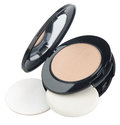 Powder compact Royalty Free Stock Images