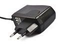 Power adapter Royalty Free Stock Photo