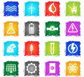 Power generation simply icons