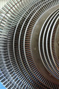 Power generator turbine Royalty Free Stock Photo