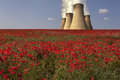 Power Plant - Lincolnshire - England Royalty Free Stock Photo