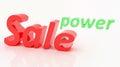 Power of Sale Stock Photos