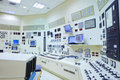 Power Station Control Room Royalty Free Stock Photo