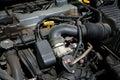 Powerful engine Royalty Free Stock Photo