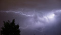 Powerful Thunderstorm Electric...