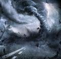 Powerful Tornado - Dramatic De...