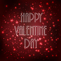 Powerpoint of love happy valentine day celebration background with shiny Royalty Free Stock Image