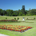 Powerscourt Gardens Royalty Free Stock Photos