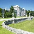 Powerscourt House Stock Photos