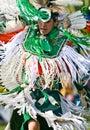 Powwow Fancy Dancer Stock Photos
