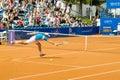Poznan Porshe Open 2009 - Y.Schukin (KAZ) play Stock Image