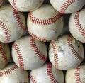Practice Balls Stock Image