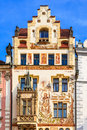 Prague architecture, Czech Republic Royalty Free Stock Photo